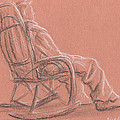 Rocking Chair by Jeffrey Oleniacz