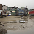 Rockport At Low Tide by David Stone