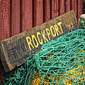 Rockport by Claudia Kuhn