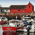 Rockport Ma by Christian Anderson