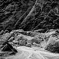 Rocks At Pt. Lobos by Robert Woodward