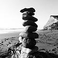 Rocks In Balance by Lorraine Devon Wilke
