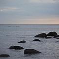 Rocks In Water by Ralf Kaiser