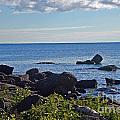 Rocks Of Lake Superior by Stephanie Hanson