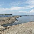Rocky Coastline In Hamina by Ilkka Porkka