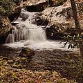 Rocky Fork Falls by Heather Applegate