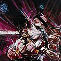 Rocky IIi by Joel Tesch