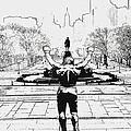 Rocky Is Philadelphia by Bill Cannon