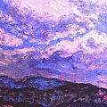Rocky Knob Clouds by Kendall Kessler