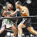 Rocky Marciano V Jersey Joe Walcott Quotes by Tony Rubino