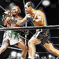 Rocky Marciano V Jersey Joe Walcott by Tony Rubino