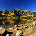 Rocky Mountain Beach by Jeremy Rhoades