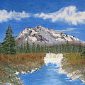 Rocky Mountain Creek by Tim Townsend