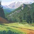 Rocky Mountain Grandeur by Daniel Dayley
