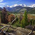 Rocky Mountain National Park by Joan Carroll