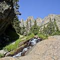 Rocky Mountains by Brian Kamprath