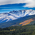 Rocky Mountains Independence Pass by James BO  Insogna