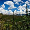 Rocky Mountains by Walt Sterneman