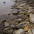 Rocky Shore 2 by Jim Vance