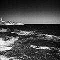 Rocky Shoreline At Salou On The Costa Dorada Catalonia Spain by Joe Fox