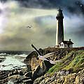 Rocky Shores by Tom Schmidt