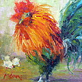 Rocky The Rooster by Marie Green