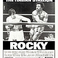 Rocky, Us Poster, Sylvester Stallone by Everett