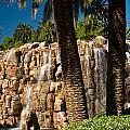 Rocky Waterfall 2 by Douglas Barnett