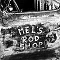 Rod Shop Truck by David Lee Thompson