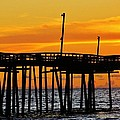 Rodanthe Pier by Thomas  McGuire