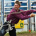 Rodeo All Strung Out by Bob Christopher