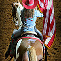 Rodeo America - Land Of The Free by Stephen Stookey