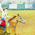 Rodeo Beauty Three by Alice Gipson