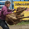Rodeo Fit To Be Tied by Bob Christopher