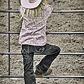 Rodeo Queen Wanna Be by Priscilla Burgers