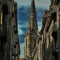 Cathedrale Saint-vincent-de-saragosse De Saint-malo by Tom Prendergast