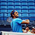 Roger Federer  by Nishanth Gopinathan