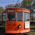 Rogers Trolley by Nina Fosdick