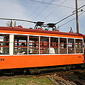 Rogers Trolley2 by Nina Fosdick
