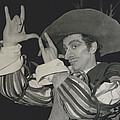"Roland Petit, Makes ""cyrano De Bergerac"" Into A Ballet by Retro Images Archive"