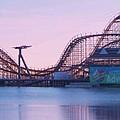 Roller Coaster by Eric  Schiabor