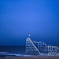 Roller Coaster Stars by Michael Ver Sprill