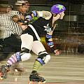 Roller Girlz 1 by Jason Standiford