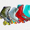 Roller Skates by P Donovan
