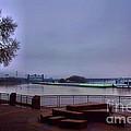 Rollin Onna River by Robert McCubbin