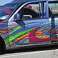 Rolling Art Lowrider by Aaron Martens