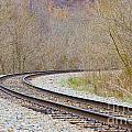 Rolling Down The Line by Brenda Dorman