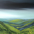 Rolling Hills by Isabelle Amante