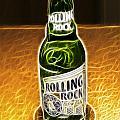 Rolling Rock Light by Prism Light Studios
