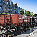 Rolling Stock by Brian Roscorla